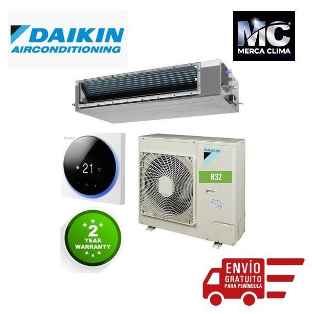Daikin Aire Conductos ADEAS125A R32