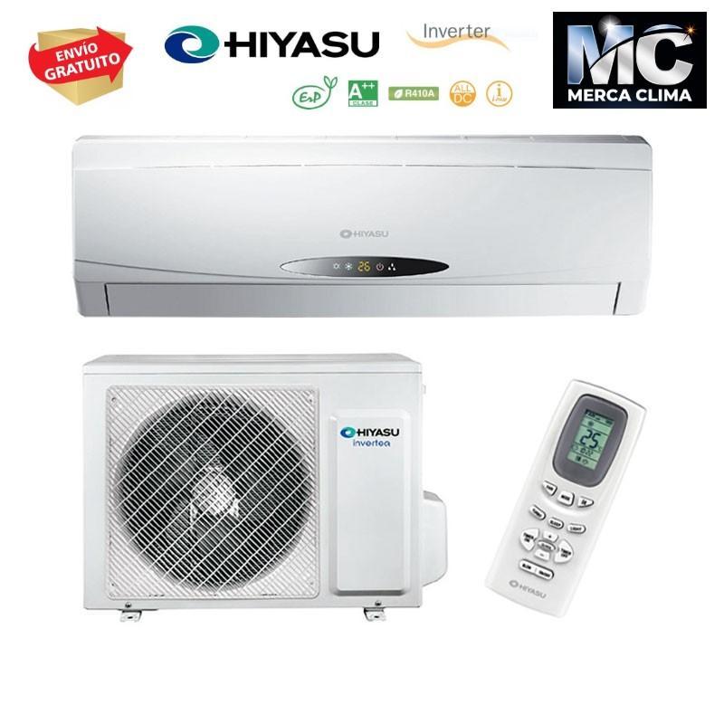 Aire Acondicionado HIYASU ASE18UI-EK 4500/4988