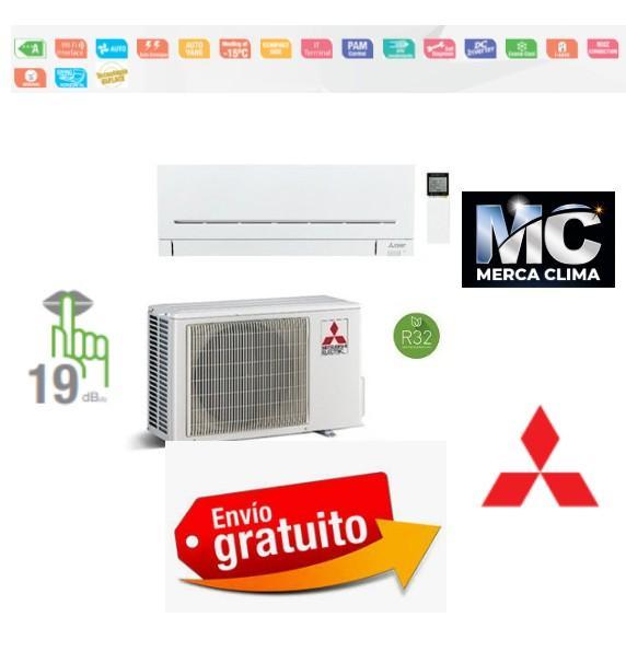 Mitsubishi Electric MSZ-AP50VG aire acondicionado - R 32