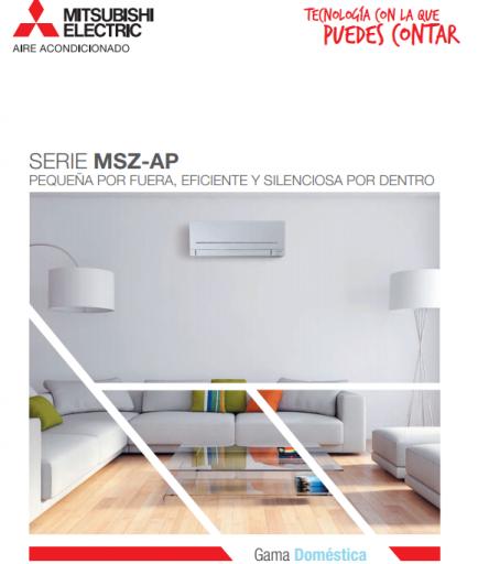 Mitsubishi Electric MSZ-AP42VG aire acondicionado - R 32 [2]