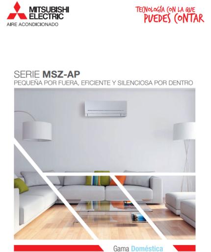 Mitsubishi Electric MSZ-AP50VG aire acondicionado - R 32 [3]