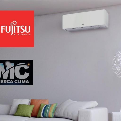 Fujitsu ASY 35 UI-KP Aire Acondicionado [2]