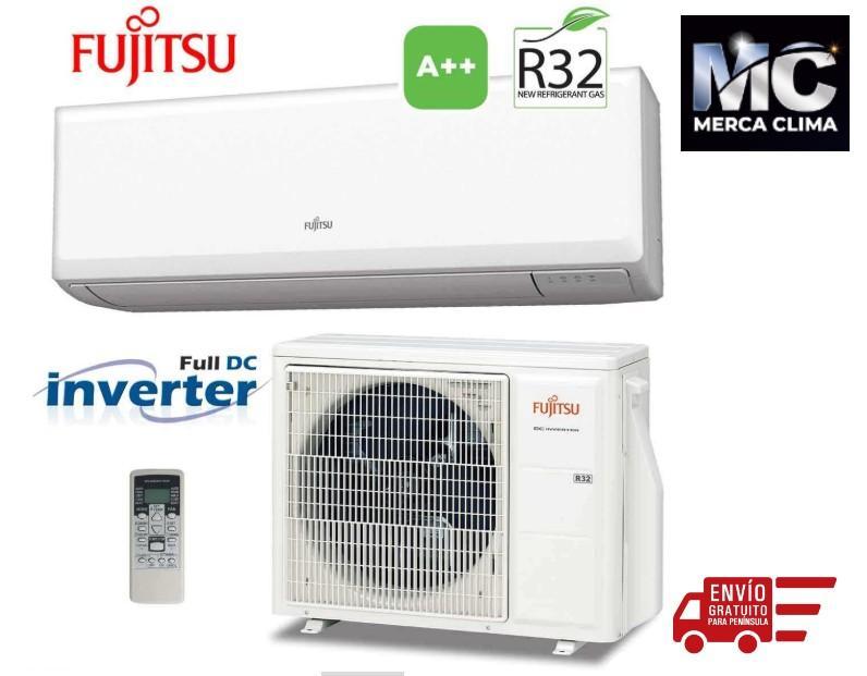 Fujitsu ASY 71 UI-KL Aire Acondicionado
