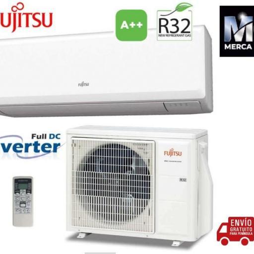 Fujitsu ASY 50 UI-KL Aire Acondicionado