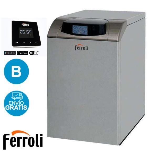 Ferroli Atlas ECO 30 SI UNIT wifi Caldera Gasoil