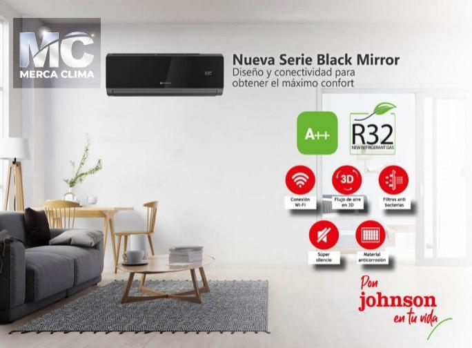 Split Johnson Black Mirror, un lujo a muy buen precio