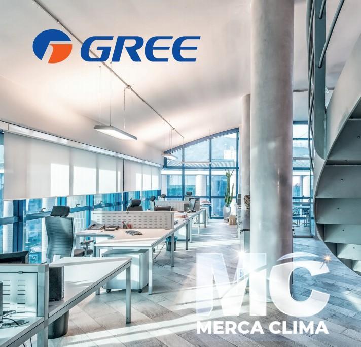 ¿Por qué en Mercaclima aconsejamos comprar la marca GREE?