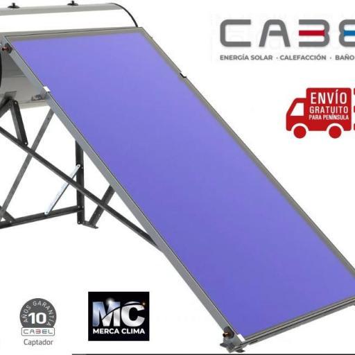 Termosifón Cabel Vertical 150 CSV SLIM 20