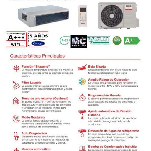 Aire conducto RIELLO AARIA ECO AMD 35P [1]