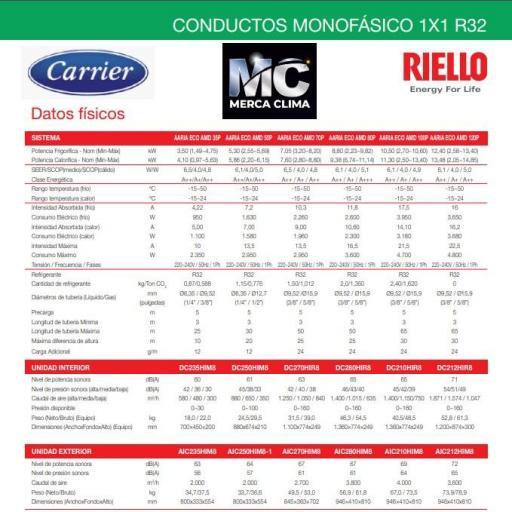 Aire conducto RIELLO AARIA ECO AMD 80P [2]