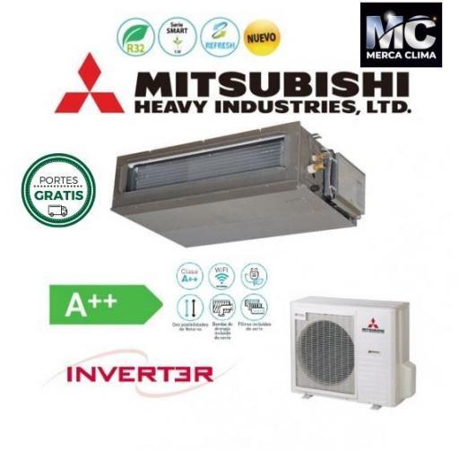 Mitisubishi Heavy  FDUM 100 VHNP-W(PORTES BALEARES