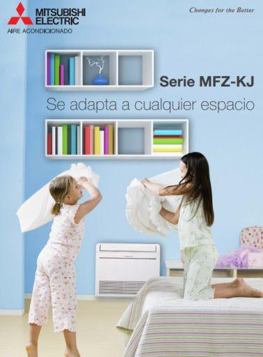 Mitsubishi Electric Suelo MFZ-KJ25VE [1]