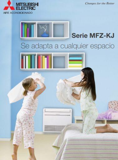 Mitsubishi Electric Suelo MFZ-KJ35VE [2]