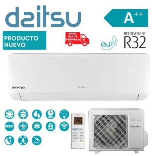 Daitsu ASD 21 KI-DB Aire Acondicionado Split