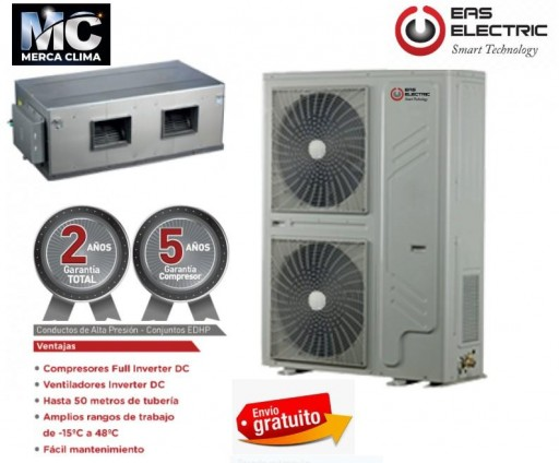 EAS ELECTRIC modelo EDHP75