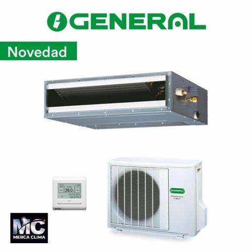 Conductos General ACG12K-KL