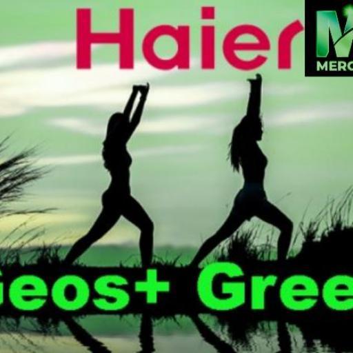 2x1 HAIER 2U40FS2ERA + GEOS GREEN 25 + GEOS GREEN 35 R32 wifi [2]
