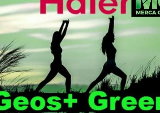 HAIER SPLIT GEOS+ GREEN 35 R32 wifi  Instalacion incluida [2]