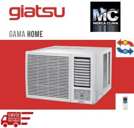 Aire Ventana Giatsu GIA-WBC-12-W2 Frio/Calor