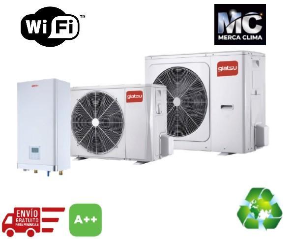 Giatsu Eco Thermal Split Biblock Plus GIA-V8WD2KPLUS