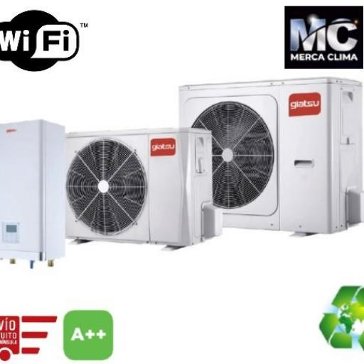 Giatsu Eco Thermal Split Biblock Plus GIA-V16WD2KPLUS