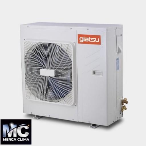 GIATSU-Eco Thermal Monoblock Plus Compacto GIA-V30WD2RN8PLUS  [1]