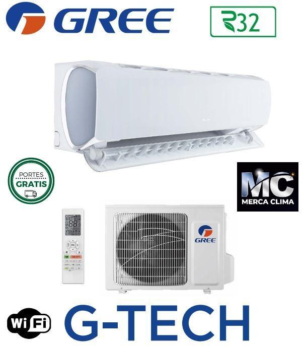 Gree G-Tech 9 wifi aire split