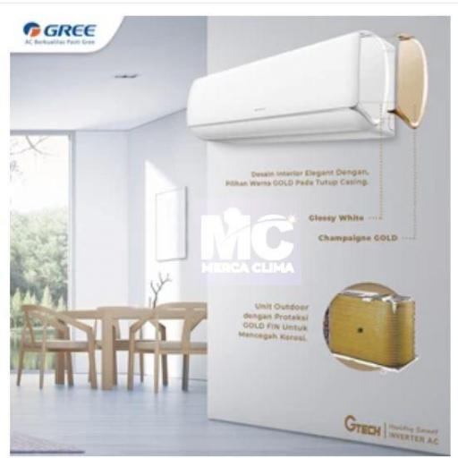 Gree G-Tech 9 wifi aire split [2]