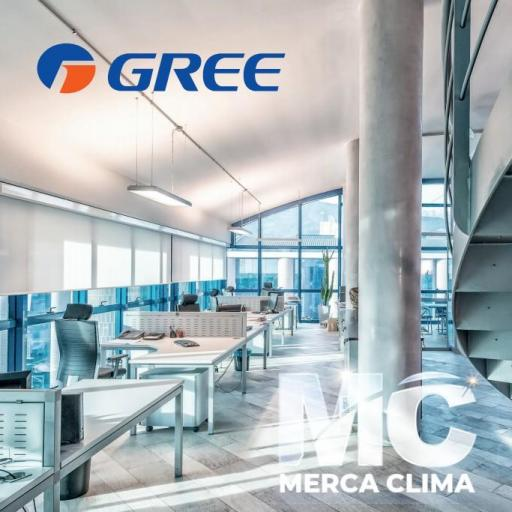 Aire Acondicionado Multi 4X1 GREE FM 28 R32 + 2 Split FAIR 9+ 2 Split FAIR 12 [3]