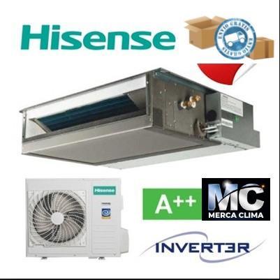 Hisense ADT35UX4RSCL4 WIFI Aire Acondicionado Conductos