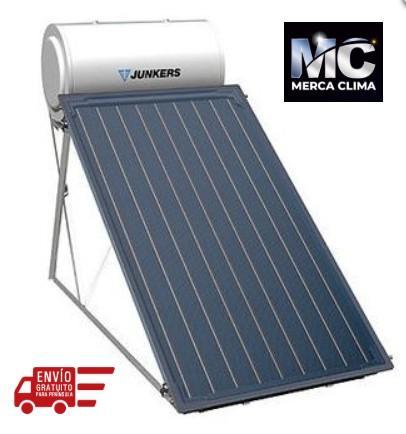 Sistema solar termosifón Junkers SMART F1/TSS 150/FCC-2
