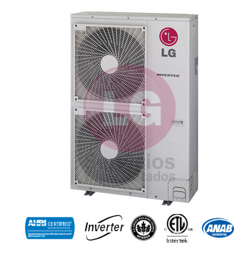 LG UM48R + UU48WR Aire Acondicionado Conductos [1]