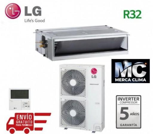 LG UM48R + UU49WR  trifasico Aire Acondicionado Conductos