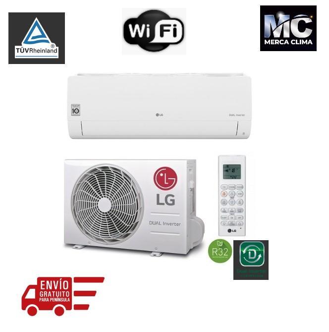 LG S12ET  Confort connect 1x1 wifi