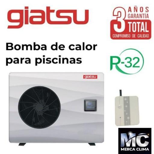 Giatsu Lion GIA-SWP-0-070LIO WIFI opcional