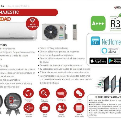 EAS Electric Majestic 35 WIFI de serie [2]