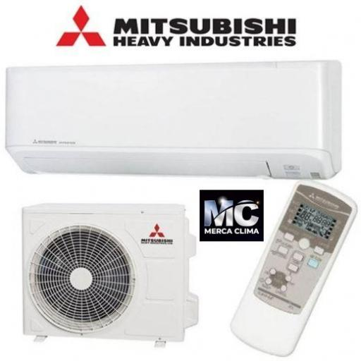 Mitsubishi SRK45ZSP de 4.5 kW A/A++ [1]