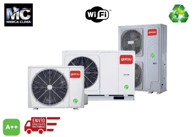 GIATSU-Eco Thermal Monoblock Plus Compacto GIA-V4WD2N8PLUS