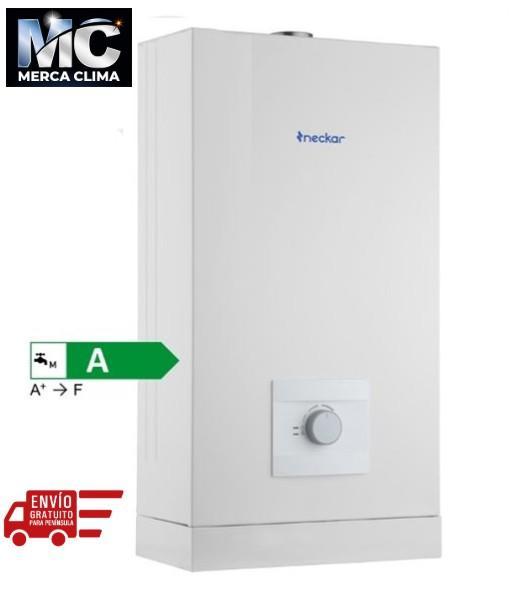 Calentador Neckar 10 litros W10-AME NAT