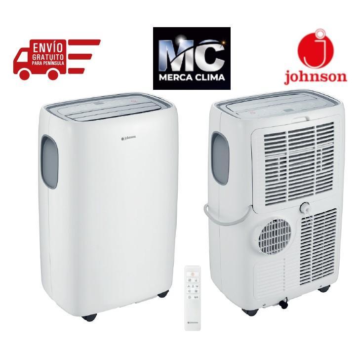 Aire acondicionado Portátil Johnson JTP9C