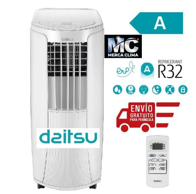 El Aire Acondicionado portátil Daitsu APD-9 CK