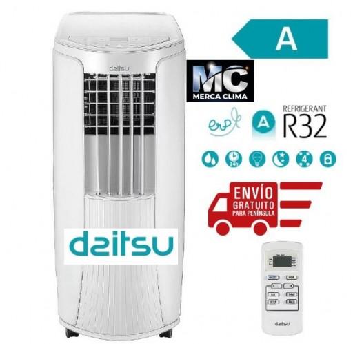 El Aire Acondicionado portátil Daitsu APD-12 HK2