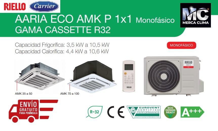 Aire Cassette RIELLO AARIA ECO AMK 70P