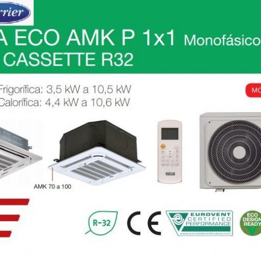 Aire Cassette RIELLO AARIA ECO AMK 100P [0]