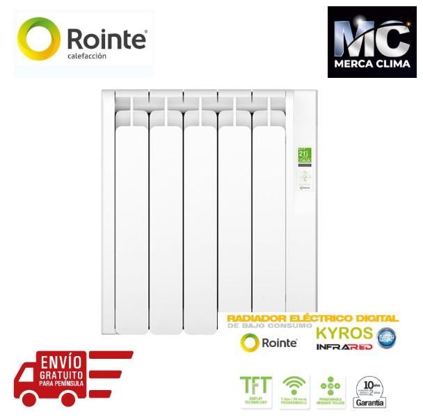 ROINTE KYROS 550 W RADIADOR ELECTRICO - 5 ELEMENTOS