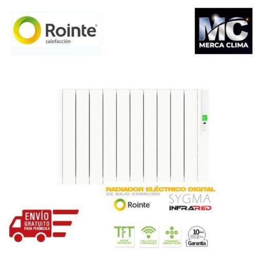ROINTE SYGMA 1210 W- 11 Elementos [0]