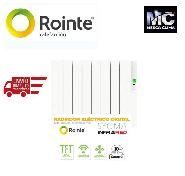ROINTE SYGMA 1100 W - 10 Elementos