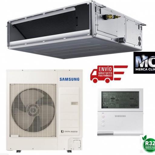 SAMSUNG AC120RNMDKG/EU Conductos