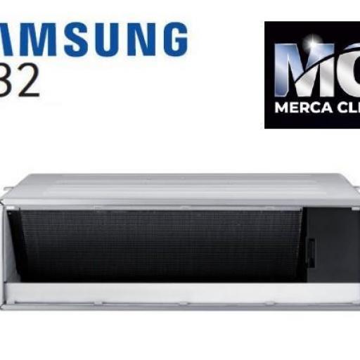 Aire Acondicionado Samsung Conductos Deluxe AC140 trifásico  [2]