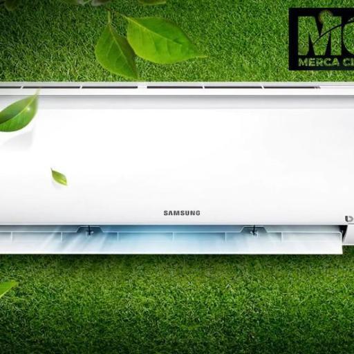 Aire Acondicionado Split Samsung F-AR12RT SILVER Instalación Incluida [2]